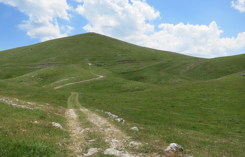 Bjelasnica trail to Umoljani