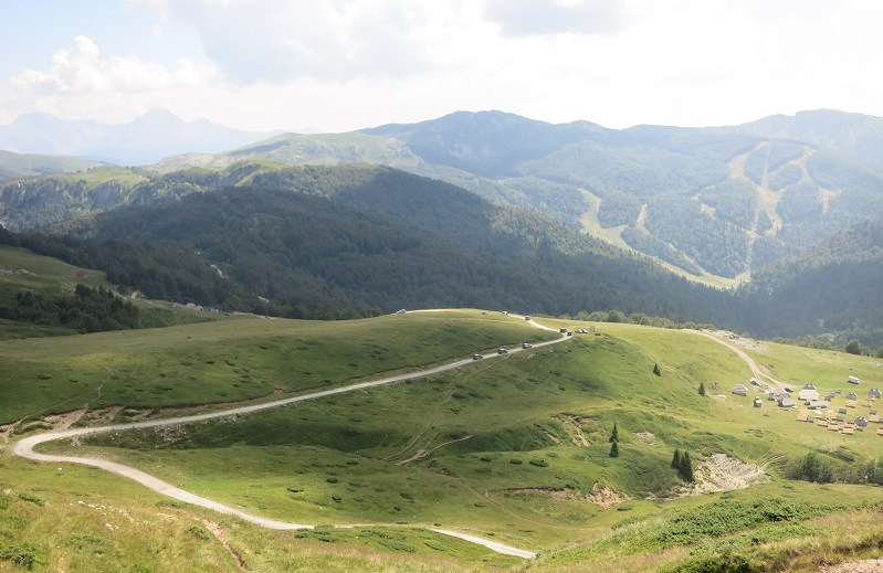 Road to Vranjak